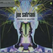 Joe Satriani: Engines Of Creation, CD