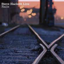 Steve Hackett (geb. 1950): Live Rails, 2 CDs