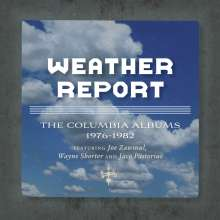 Weather Report: The Jaco Years: The Columbia Albums 1976 - 1982, 6 CDs