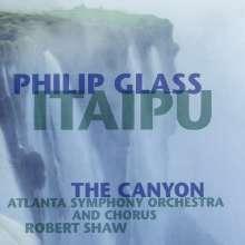 Philip Glass (geb. 1937): Itaipu, CD