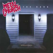 Metal Church: Dark, CD