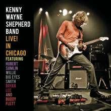 Kenny Wayne Shepherd: Live In Chicago, CD