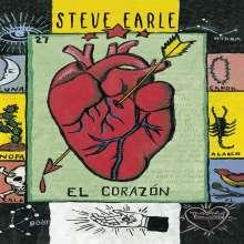 Steve Earle: El Corazón, CD