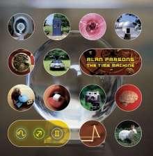 Alan Parsons: The Time Machine, CD