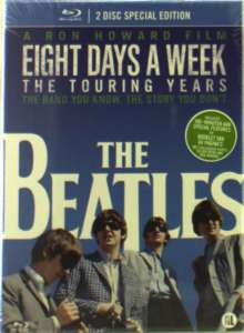 The Beatles: Eight Days A Week: The Touring Years (Special Edition), 2 Blu-ray Discs