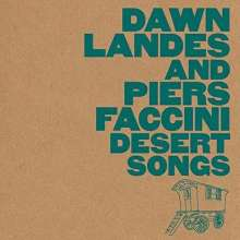 Landes, Dawn / Faccini, Piers: Desert Songs, LP