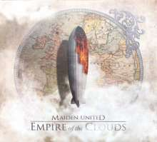 Maiden United: Empire Of The Clouds, 2 CDs