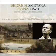 Bedrich Smetana (1824-1884): Die Moldau (180g), LP