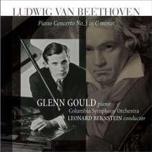 Ludwig van Beethoven (1770-1827): Klavierkonzert Nr.3 (180g), LP
