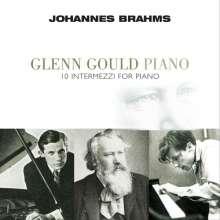 Johannes Brahms (1833-1897): Intermezzi (180g), LP