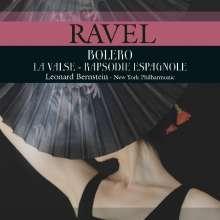 Maurice Ravel (1875-1937): Bolero, LP