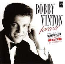 Bobby Vinton: Forever: Two Original Hit Albums, Hit-Singles, B-Sides, Rarities, 3 CDs