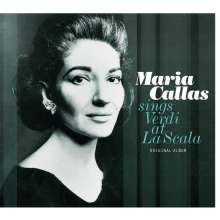 Maria Callas Sings Verdi at La Scala (180g), LP