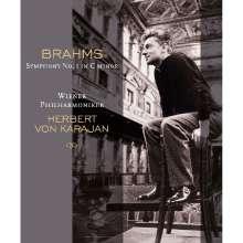 Johannes Brahms (1833-1897): Symphonie Nr.1 (180g), LP