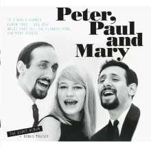 Peter, Paul & Mary: Peter, Paul And Mary: The Debut Album +Bonus, CD