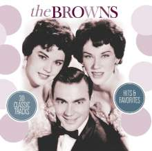The Browns: Hits & Favorites, CD