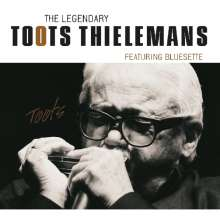 Toots Thielemans (1922-2016): The Legendary Toots Thielemans, CD
