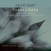 Arvo Pärt (geb. 1935): Symphonie Nr.1, CD