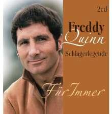 Freddy Quinn: Für immer, 2 CDs