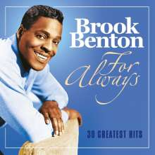 Brook Benton: For Always - 30 Greatest Hits, CD