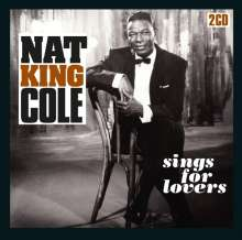 Nat King Cole (1919-1965): Sings For Lovers, 2 CDs