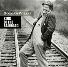 Boxcar Willie: King Of The Railroad, CD