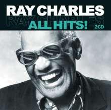 Ray Charles: All Hits!, 2 CDs