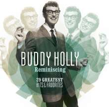 Buddy Holly: Reminiscing: 29 Greatest Hits & Favourites, CD