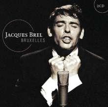 Jacques Brel (1929-1978): Bruxelles, 2 CDs