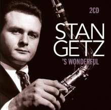 Stan Getz (1927-1991): 'S Wonderful, 2 CDs