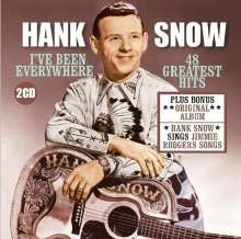 Hank Snow: I've Been Everything, 2 CDs