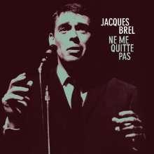 Jacques Brel (1929-1978): Ne Me Quitte Pas (Factory-Of-Sounds-Edition), CD