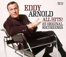 Eddy Arnold: All Hits! Original Recordings, 3 CDs