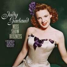 Judy Garland: Musical: Miss Show Business, CD