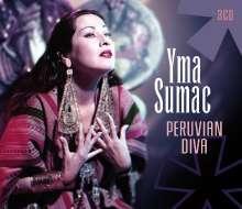 Yma Sumac: Peruvian Diva, 3 CDs