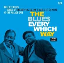 Memphis Slim & Willie Dixon: 4 Original Albums, 2 CDs