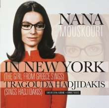 Nana Mouskouri: In New York / Tragouda Hadjidakis, CD