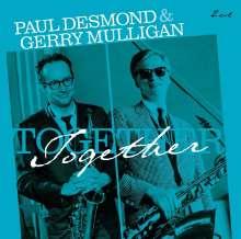 Gerry Mulligan & Paul Desmond: Together, 2 CDs