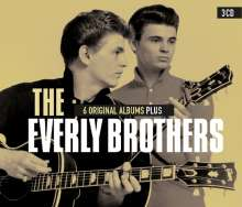 The Everly Brothers: 6 Original Albums Plus, 3 CDs