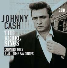 Johnny Cash: The Rebel Sings, 2 CDs