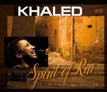 Khaled: Spirit Of Rai, 3 CDs