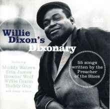 Willie Dixon's Dixonary, 2 CDs