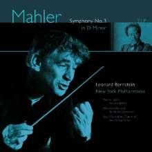 Gustav Mahler (1860-1911): Symphonie Nr.3 (180g), 2 LPs