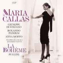 Giacomo Puccini (1858-1924): La Boheme (180g), 2 LPs