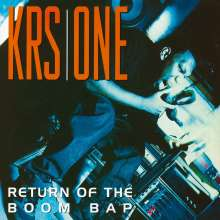 KRS-One: Return Of The Boom Bap (180g), 2 LPs