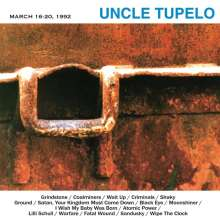 Uncle Tupelo: March 16-20, 1992 (remastered) (180g), LP