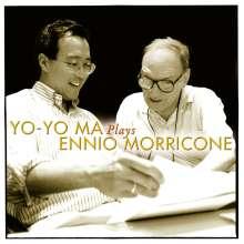 Yo-Yo Ma: Filmmusik: Plays Ennio Morricone (180g), 2 LPs