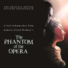 Filmmusik: Phantom Of The Opera (Andrew Lloyd Webber) (180g), 2 LPs