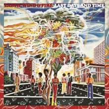 Earth, Wind & Fire: Last Days And Time (180g), LP