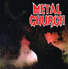 Metal Church: Metal Church (180g), LP